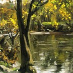 Brandywine River Fall